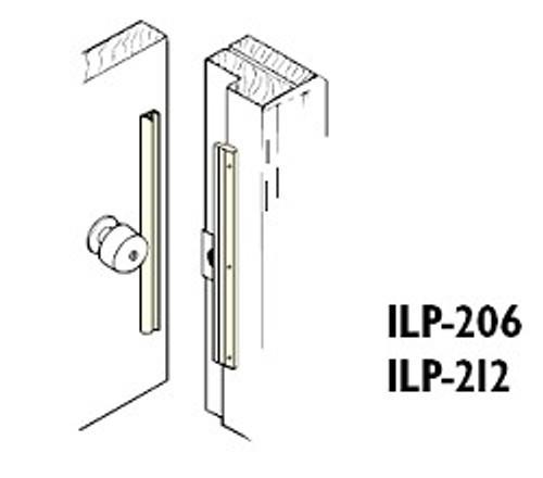 """Latch Guard, Don-Jo ILP-212-DU In Swing 12"""""""
