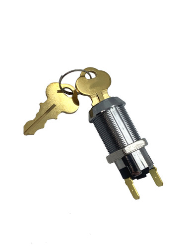 Switch Lock, On/Off Key removable Off (KA) 3562