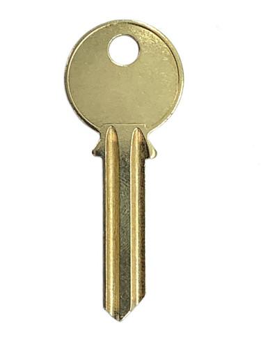 Key blank, JMA YA17DE for Yale Y2 6-pin
