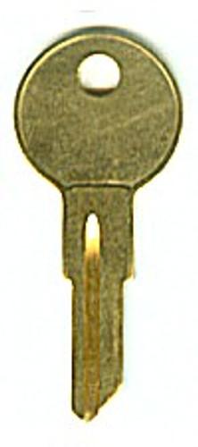 Key blank, JMA YA44E for Yale Y13