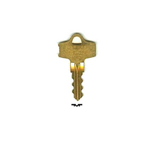 Key Blank, Fort 750