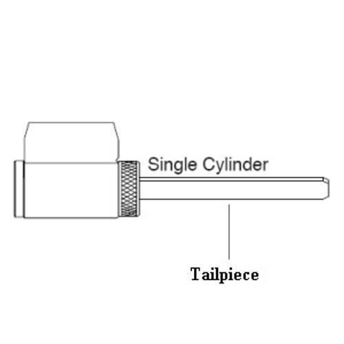 Schlage B610-084 Tailpiece & Adapter