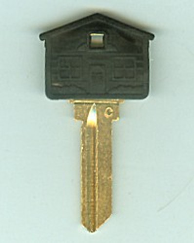 House Key Cap, Assorted Colors