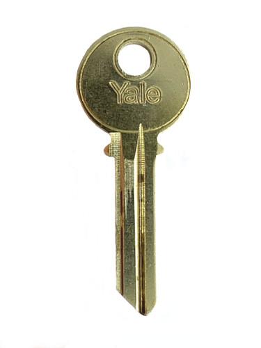 Key blank, Yale RN11GG 6 Pin