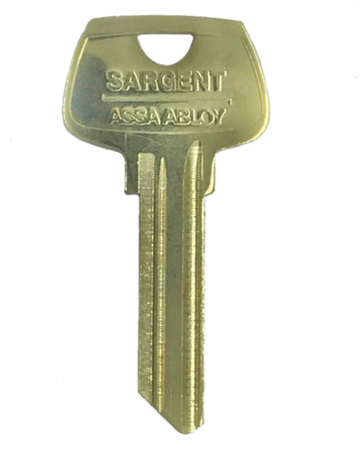 Key blank, Sargent 6275LA OEM LA 6-pin