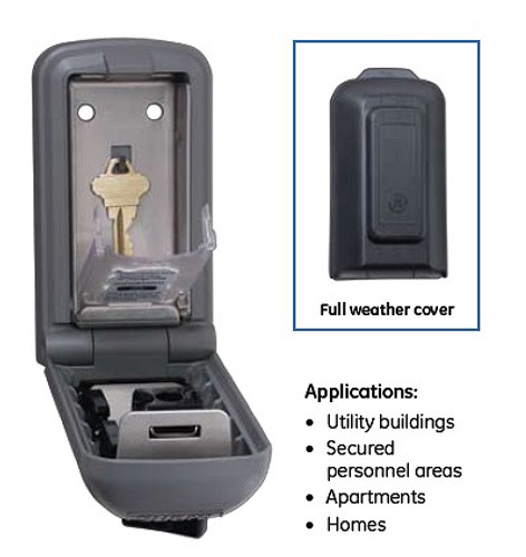 KeySafe P500, w/Alarm Switch, Supra 002048