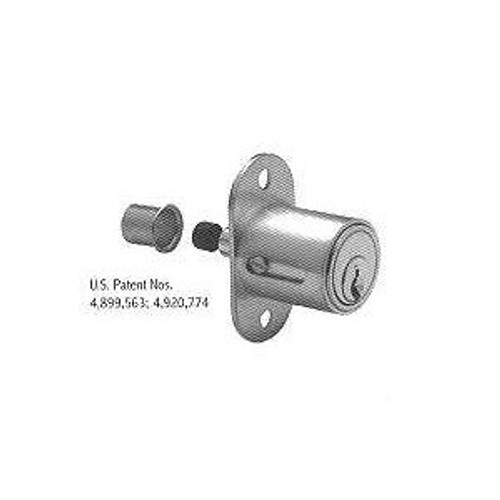 Sliding Door Lock #300 US26D KA 915