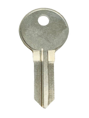 Ilco 1042A Key blank, for Illinois/DUO