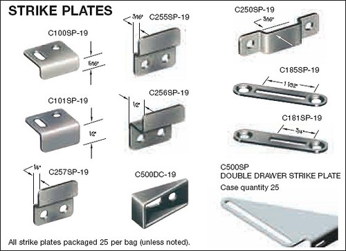 Strike Plate, C255SP-19