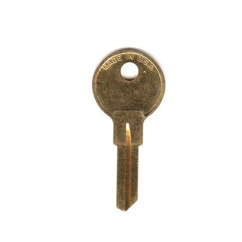 Key blank, Hudson H11L