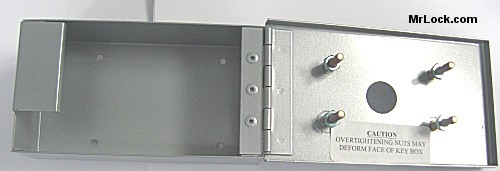 Key Keeper, Surface Mount accepts USPS Lock (AL)