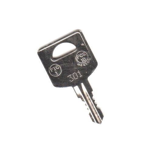 Code Cut Key, First Key FIC HF301-HF351 Series