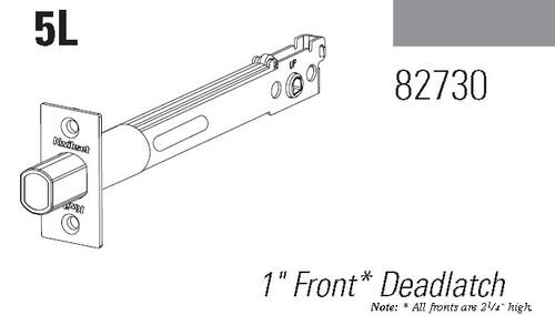 """Deadbolt Backset, 5"""" 82730x3"""