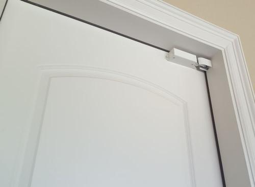 Door Check, #1400 (White) 20N