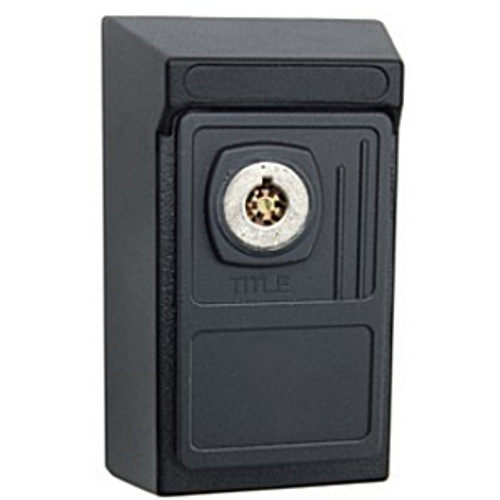 Supra, S5 Title Key Box