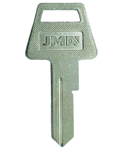 Key blank, JMA AME4 for American Padlock 5 pin (New Style)