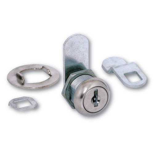 "ESP ULR-625STD 5/8"" Cam Lock, Keyed Different/Master Keyed"