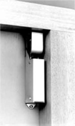 Door Check, #1400 Antique Bronze 20N