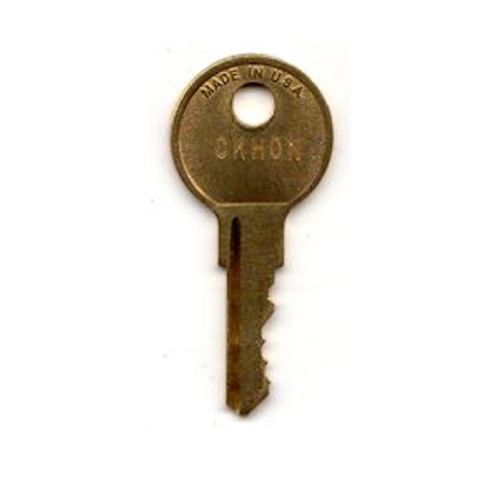 HON Pull Key, Removal Key for E & R Series