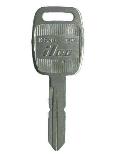 Key blank, Ilco K1994 for Kenworth