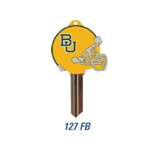 Key blank, Baylor Football, Kwikset KW10