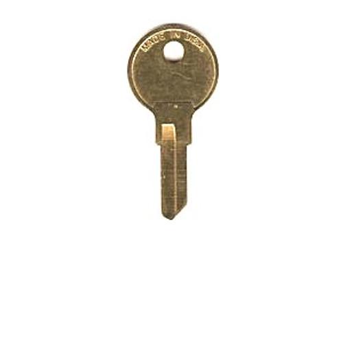 Key blank, H90 fits Hudson H90