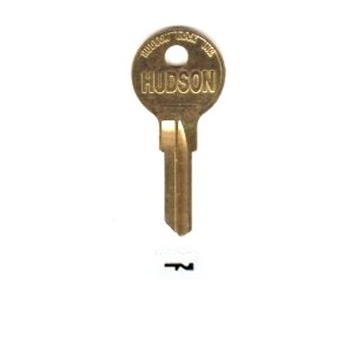 Key blank, Hudson H03L, 6-Cut