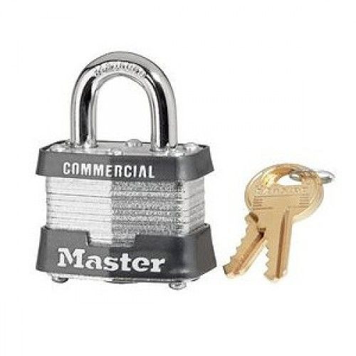 Master Lock 3KA 3212 Padlock, Keyed Alike 3212