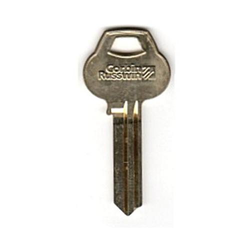 Key blank, Corbin Russwin 59A1 6-Pin, 59A1-6PIN-10