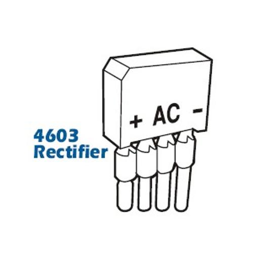 Adams Rite Rectifier, #4603
