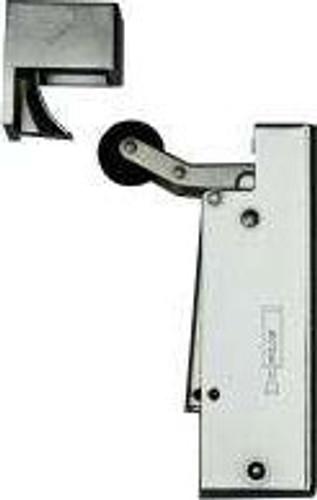 Door Check, #VS2000 Standard Spring 50N (Satin Chrome)