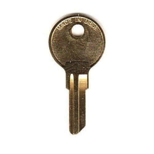 Key blank, Hudson H01, 5-Cut