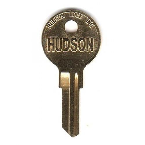 Key blank, Hudson H02, 5-Cut