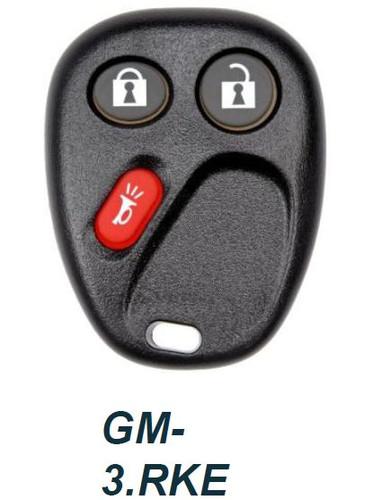 Remote Shell, GM GM-3.RKE