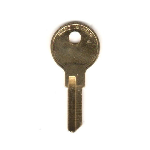 Key blank, H90L fits Hudson