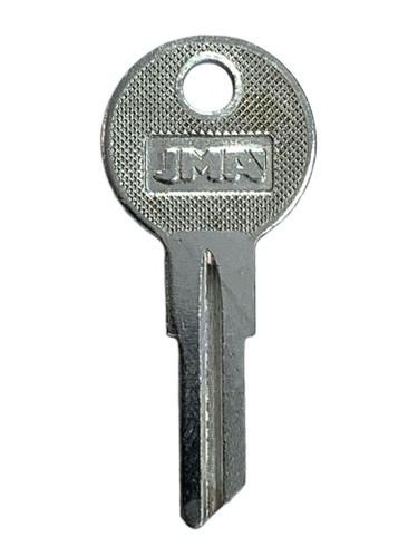 Key blank, JMA BS11 for Briggs/Strattec B4