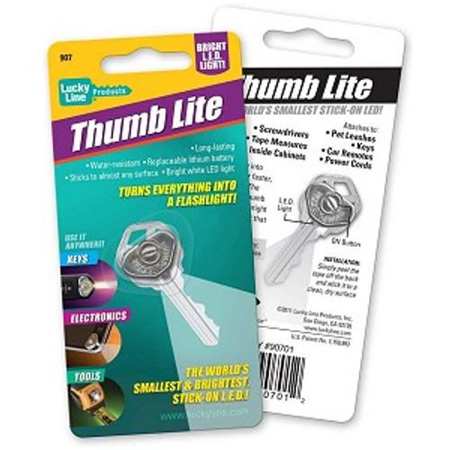 Lucky Line 90701 Thumb Lite, LED