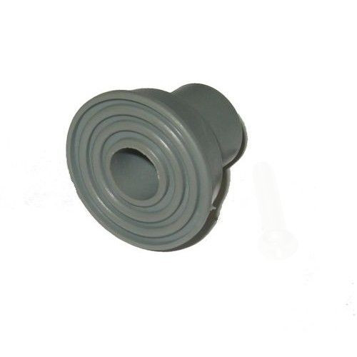 Replacement rubber tip for DH25, Grey