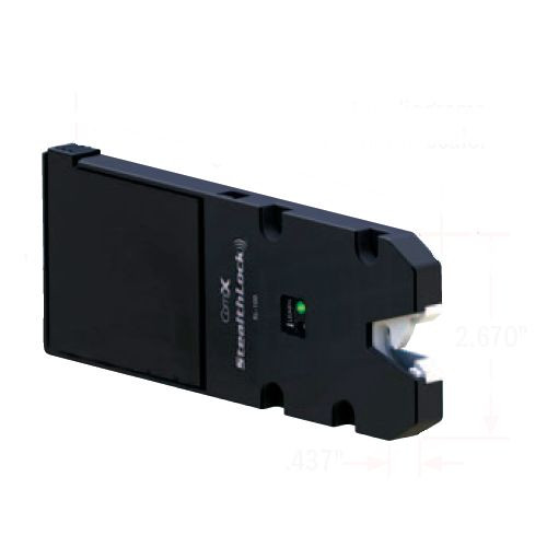 Compx Stealthlock Receiver latch and strike  RL-110