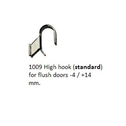 Door Check, #1600 (Stainless) 50N