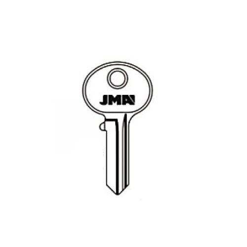 Key blank, JMA CCL14 for CCL 1003A
