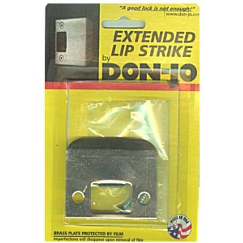 Extended Lip Strike 1-1/2, 9115/EL-115 620