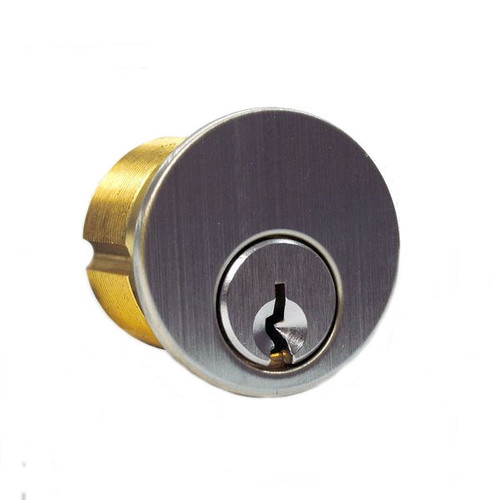 GMS M118-RD1-26D Mortise Cylinder, 1-1/8 Corbin Russwin D1, Keyed Different