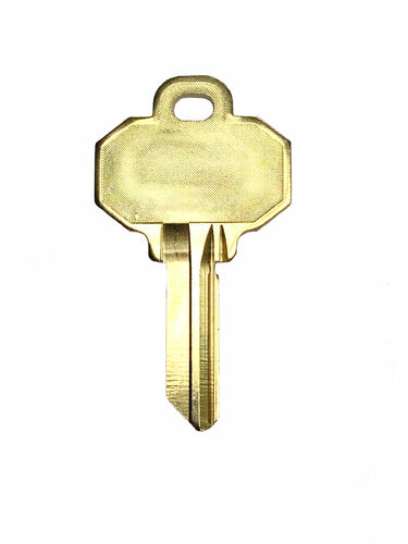 Key blank, Ilco 1510 Baldwin 5-pin SC1
