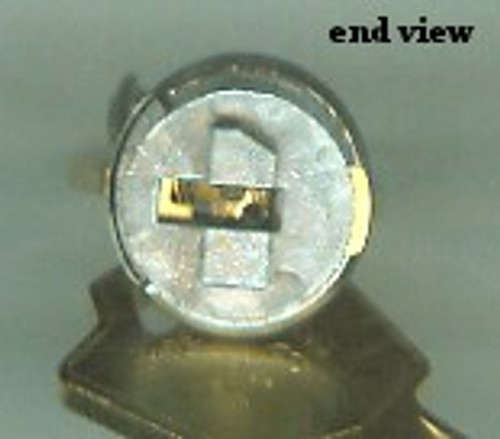 Lock Core/Plug F23 108E, for HON E Series (Chrome)