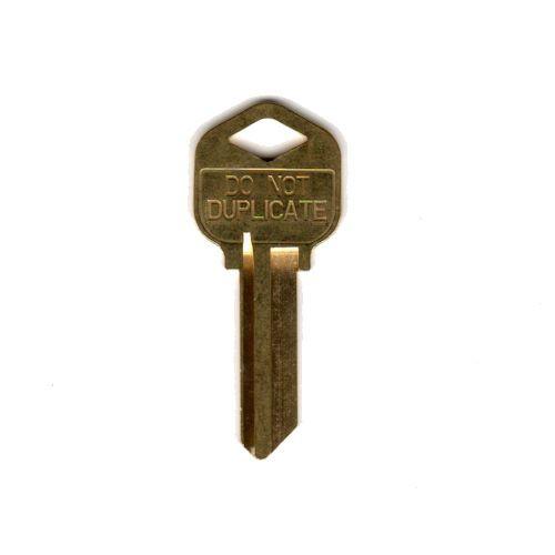 Key blank, Control Key 83382