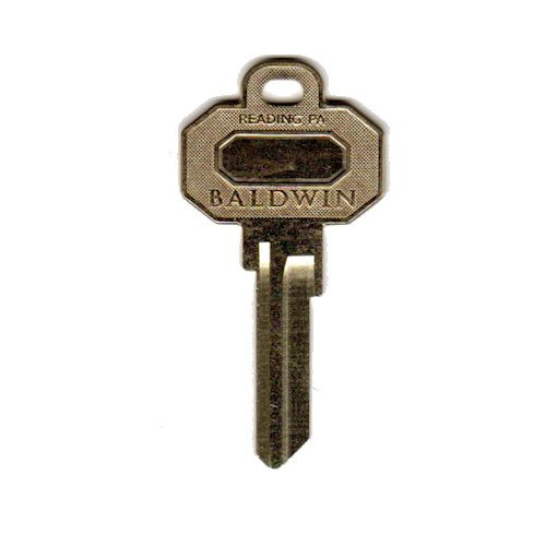 Key Blank, Baldwin Kwikset 82245