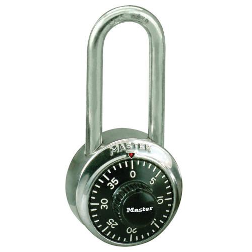 Master Lock 1500KALH Padlock, Combination 903328