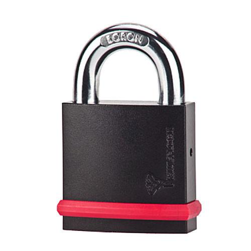Padlock, Mul-T-Lock 206SP-NE12LE1 12mm Shackle