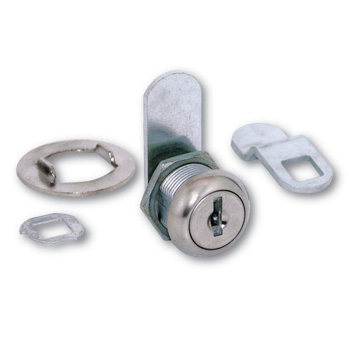 "ESP ULR-1125STD Cam Lock 1-1/8"", Keyed Alike FL217"